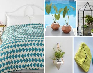 Design Trend Spotlight: Geometric Forms
