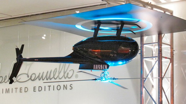 Helicopter Ceiling Fan via Talk Nerdy To Me