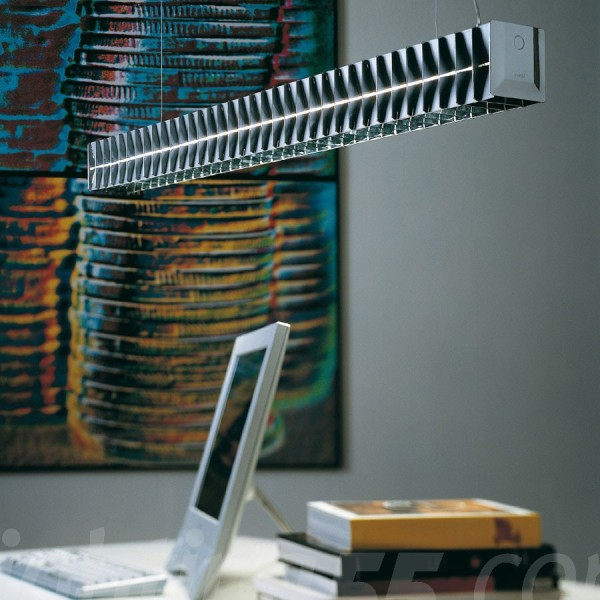 Lisca H2 Suspension Lamp Over Desk