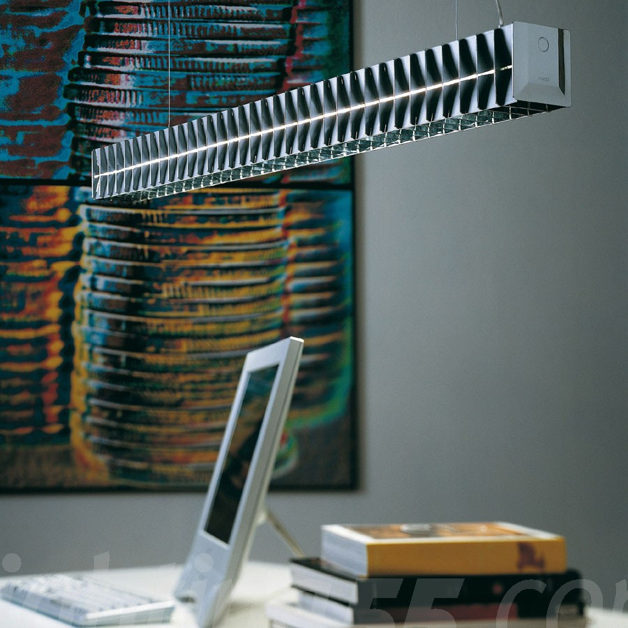 Lisca H2 Suspension Lamp Over Desk
