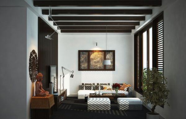 Oriental Interior Design modern interiors with an oriental charmvic nguyen