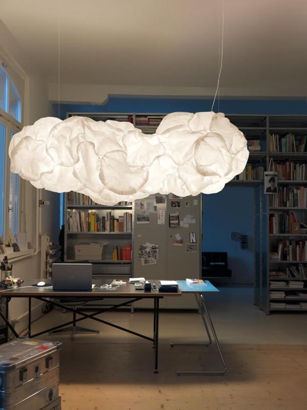 Mamacloud Pendent Lamp via Vitrapoint Antwerpen