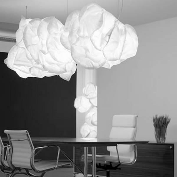 Mamacloud Pendent Lamp via lav design 10 exquisite pendant lamp designs for the dining area