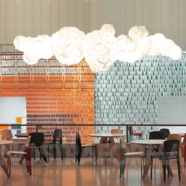 Mamacloud Pendent Lamp via nostraforma 600x600 10 exquisite pendant lamp designs for the dining area