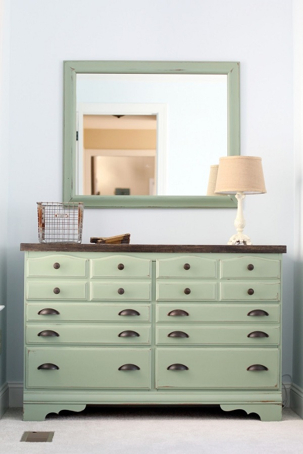 cream dresser colored fashionable to dressers have ivory of image