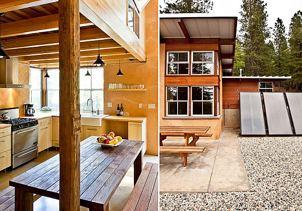 Modern San Francisco cabin