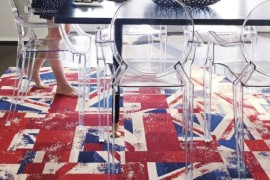 British Invasion: 24 Union Jack Furniture and Decor Ideas