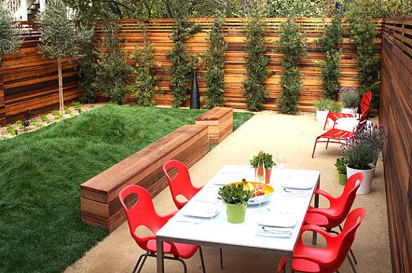 The Art of Landscaping a Small Yard on Modern Backyard Patio id=38798