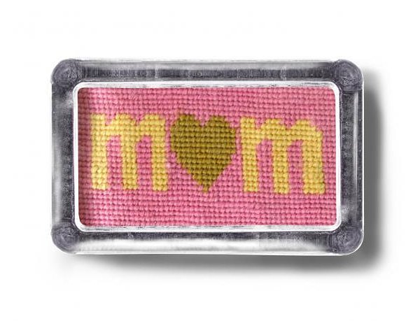 Mom paperweight from Jonathan Adler