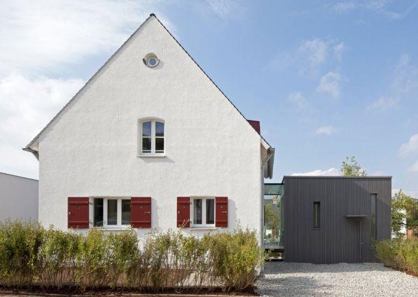 Original structure of Zwischen-Raum Residence