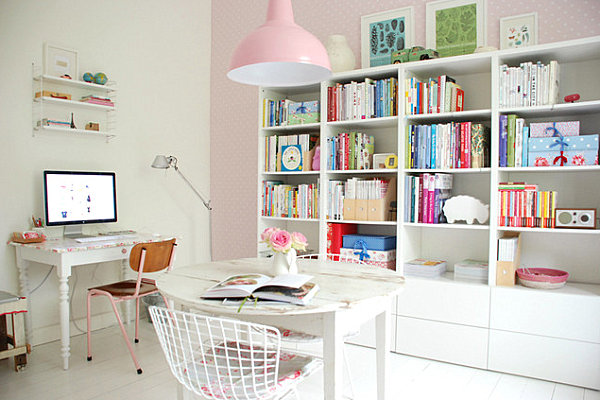 Pastel pink study How to Decorate with a Pastel Color Palette