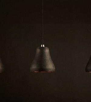 Schwarzes Gold Lamp by Ingo Schuppler 1