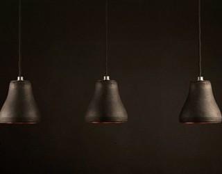 Schwarzes Gold Lamp: Ingo Schuppler Blends Ergonomics And Eco-Friendly Design