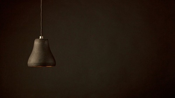 Schwarzes Gold Lamp by Ingo Schuppler 2