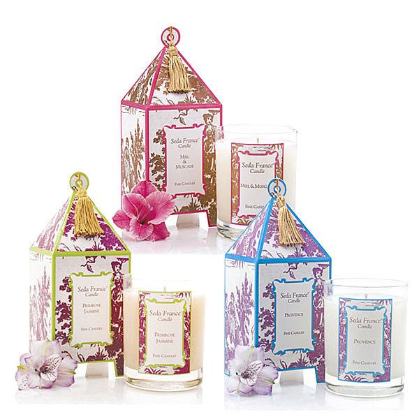 Seda France candles