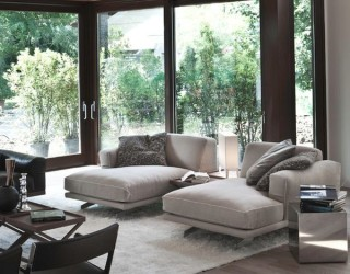 Inspiration Hollywood: 34 Stylish Interiors Sporting the Timeless Chaise Lounge Chair