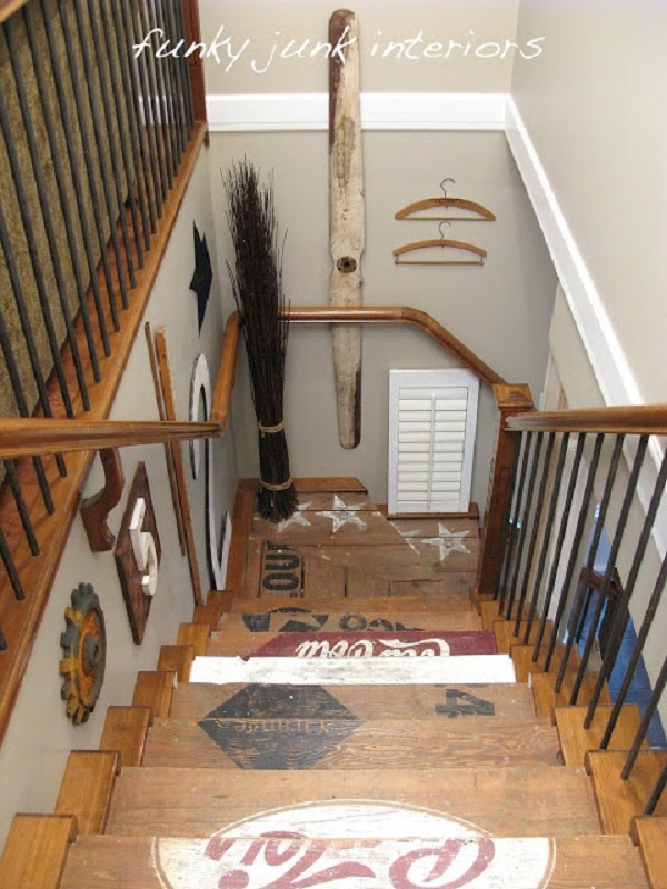 Staircase 2 10 DIY Staircase Designs Sure to Amaze
