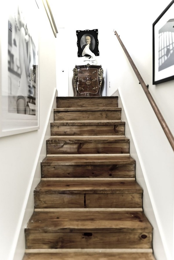 10 DIY Staircase Designs Sure to Amaze