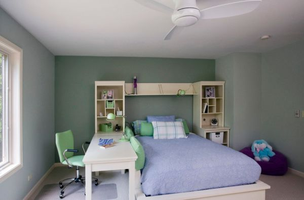 29 Kids Desk Design Ideas For A Contemporary And