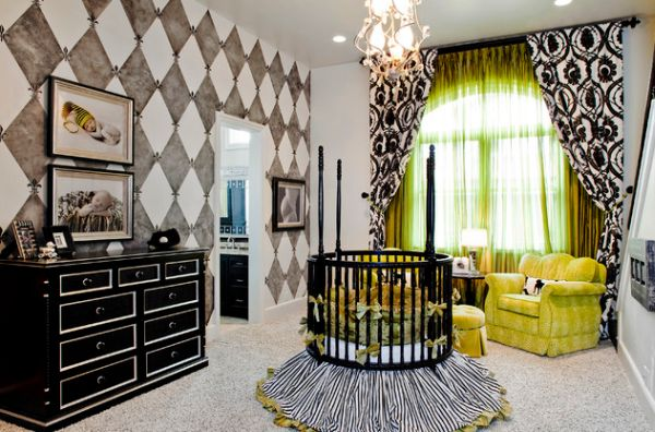 Little Boy Eclectic Room