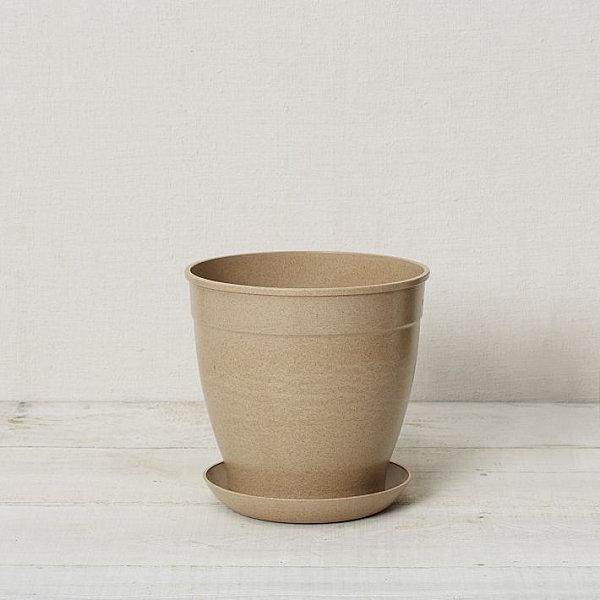Sustainable modern pot