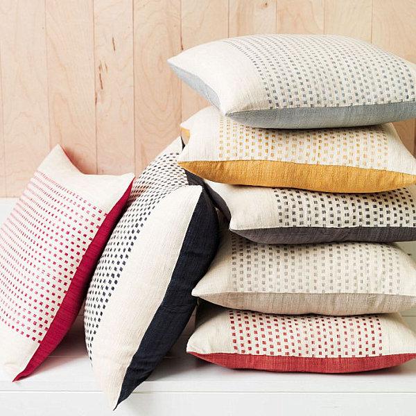 Sustainable pillows