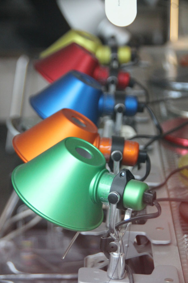 Tolomeo Desk Lamp in Multiple Colors