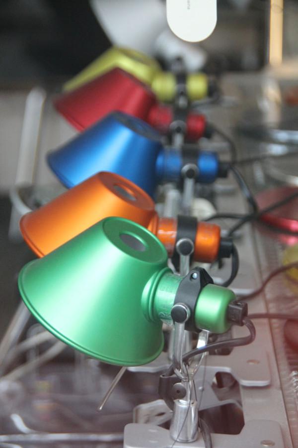 Tolomeo Desk Lamp in Multiple Colors