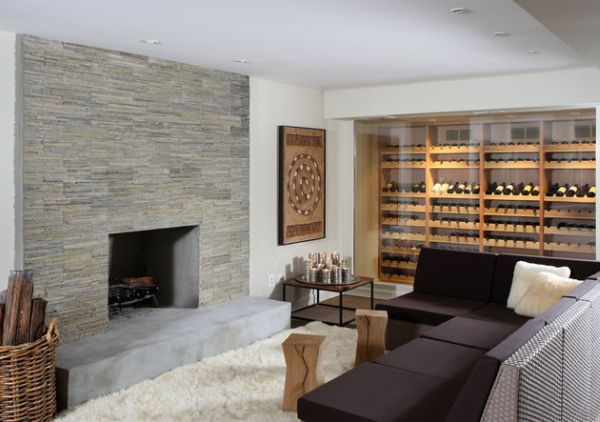 Transform your existing space with the addition of a wine storage unit