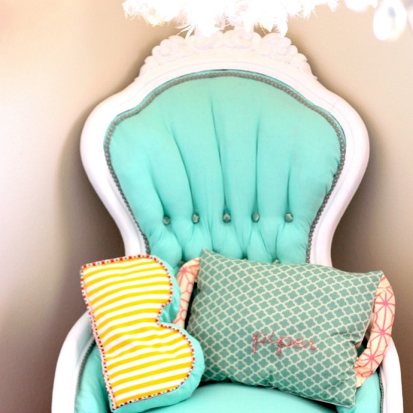Upholstered Chair 10