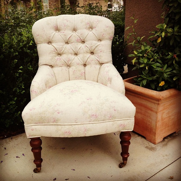 Upholstered Chair 14.