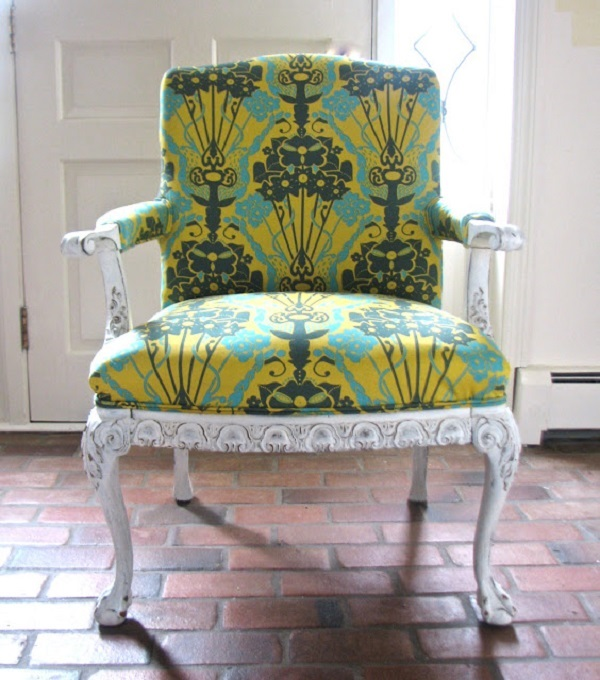 Upholstered Chair 5.