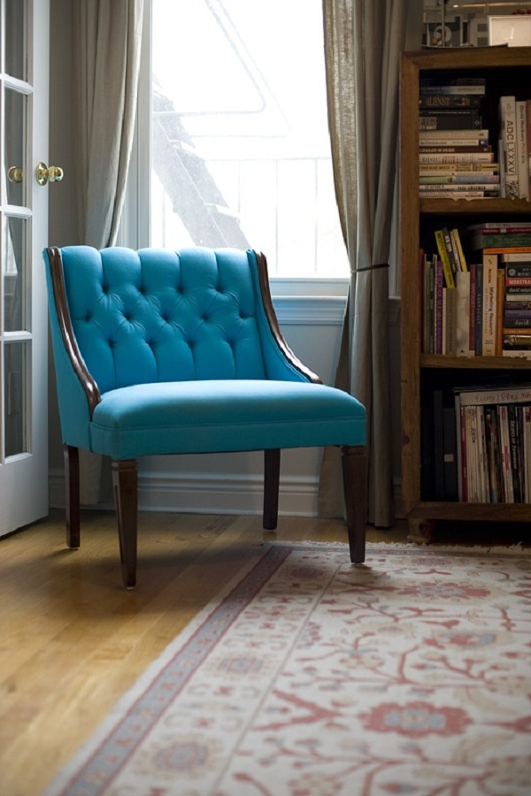 Upholstered Chair 8