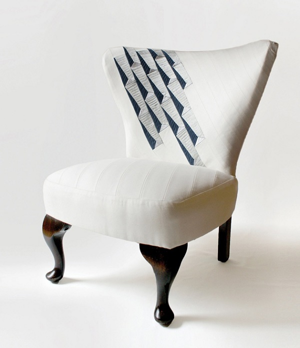 Upholstered Chair 9