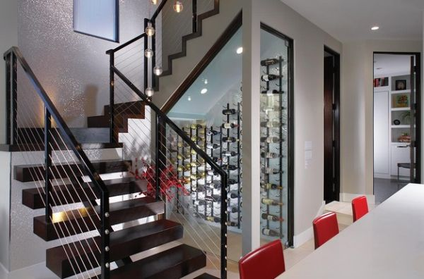 Intoxicating design 29 wine cellar and storage ideas for the contemporary home - Key of create perfect contemporary style ...