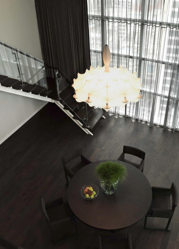 Zeppelin Pendant Lamp via espace interieur