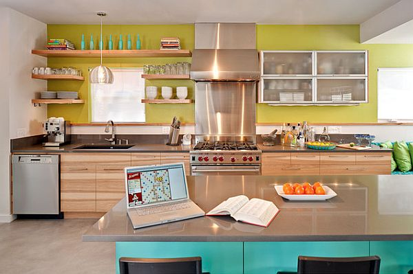 caribbean kitchen design