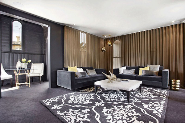 Chic And Stylish Melbourne House Of A Famous Illustrator | Best ...