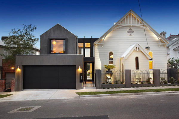 church turned house Church Gets a Divine Revamp, Turns Into Contemporary Home