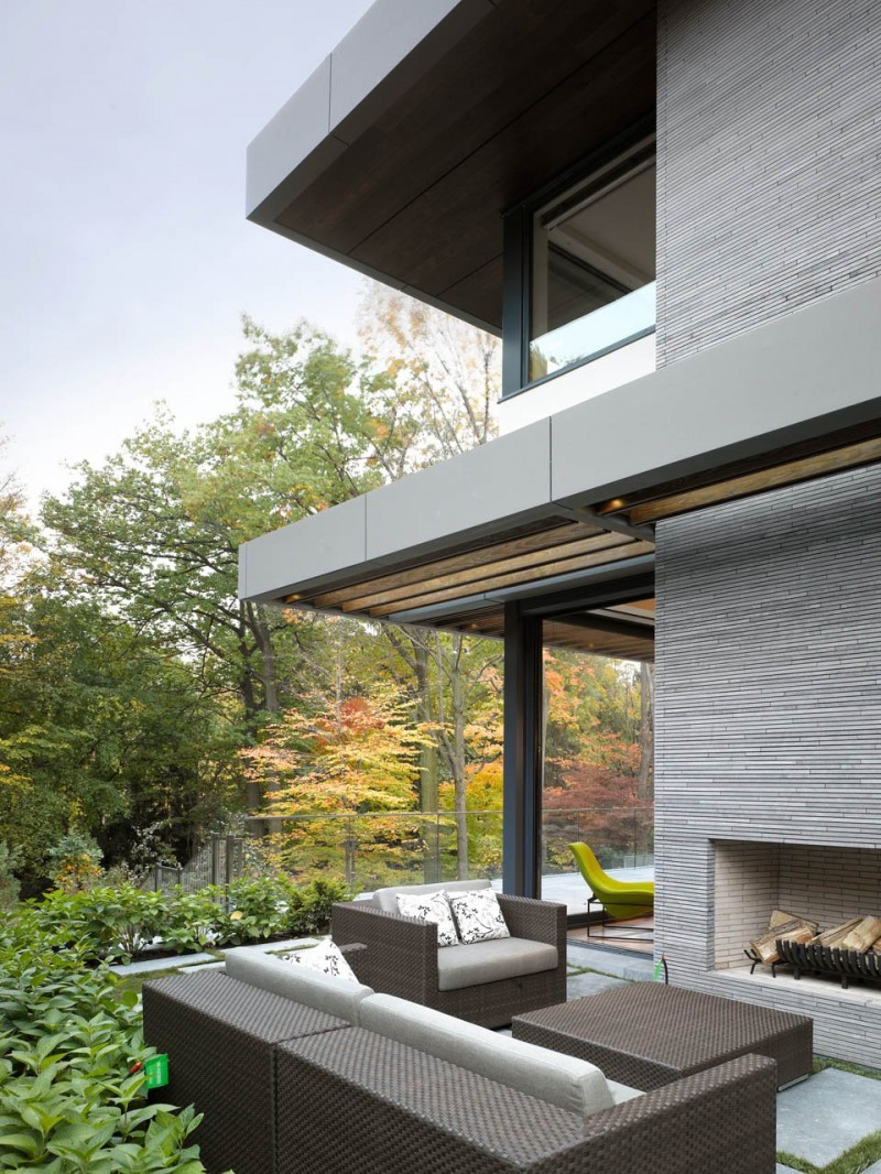 north toronto residence gets awarded for symmetry and innovation