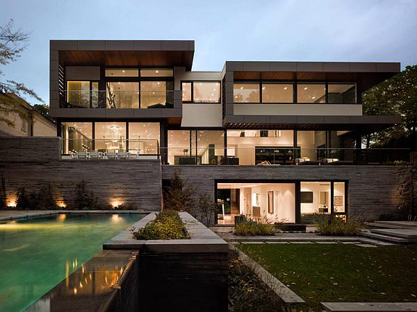 contemporary toronto home