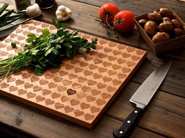 eco friendly wood cutting board Eco friendly Kitchen Items and Accessories to Celebrate Earth Day