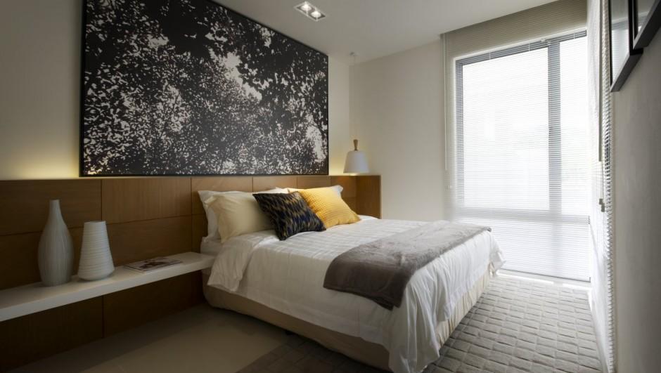 fancy modern bedroom