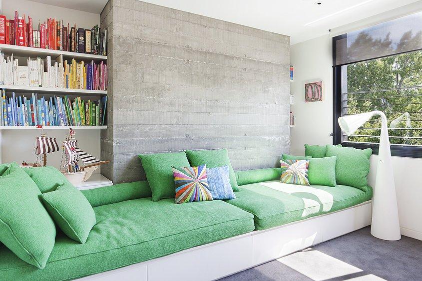 fancy relaxing space