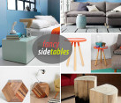 fancy side tables