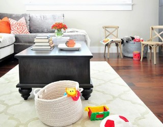 Six Ways for Your Five and Under Kids to Feel at Home in Every Room