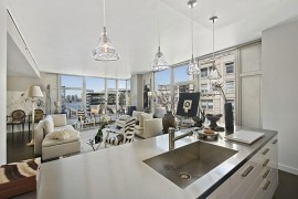 Sophisticated Manhattan Apartment Design Oozes Contemporary Class