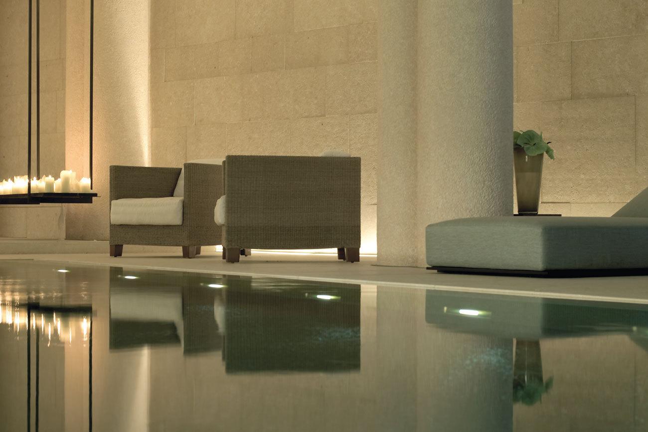luxury spa amenities