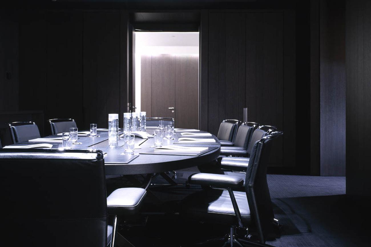 milano luxury boardroom