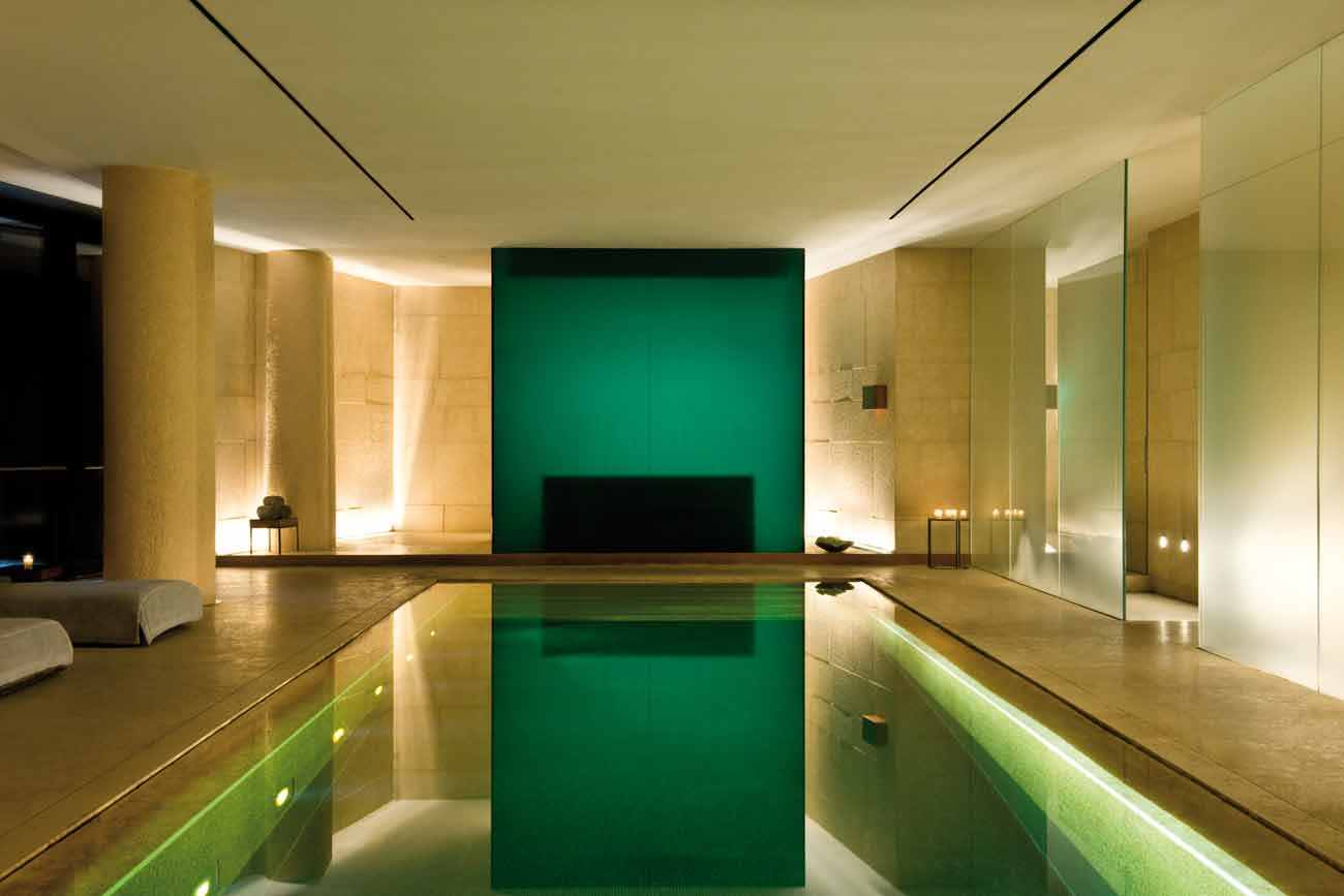 milano luxury spa